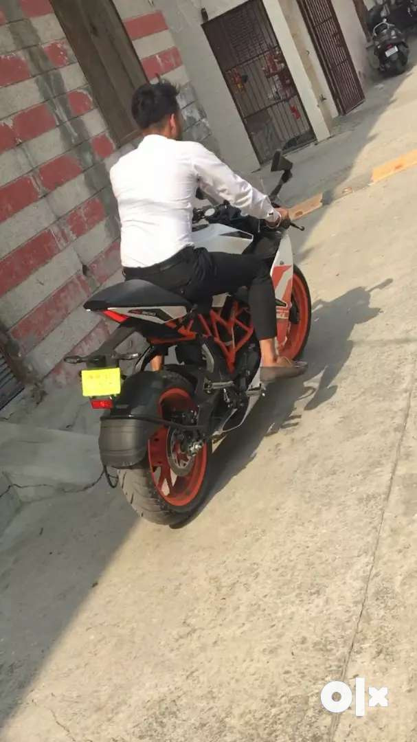 KTM RC 2018 Well Maintained 0