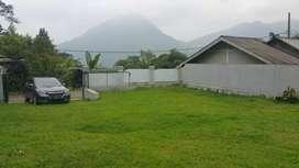 Tanah view gunung pancar