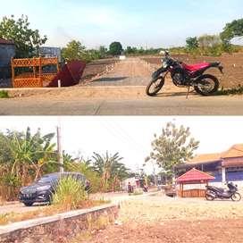 Tanah Pekarngan 200 Meter Dari Jl Raya