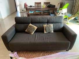 3 seater home center sofa