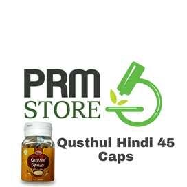 Qusthul hindi 45 caps
