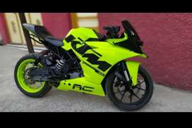 Brand new modified good condition ktm rc 200