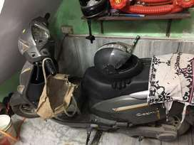 Hero Optima Battery Scooter In New Condition