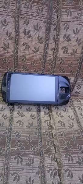 Toyota Vitz Lcd 2018 (Spider shape) Android panel IPS display