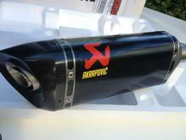Brand new imported akrapovic exhaust for Super bikes and sports bike