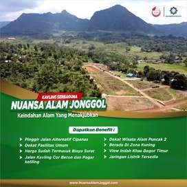 Investasi Tanah Serbaguna terkoneksi Langsung Jalur Wisata Puncak 2