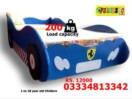 Kids Car Bed | Baby Single Bed | Children Beds | Bunk Beds by Furnish