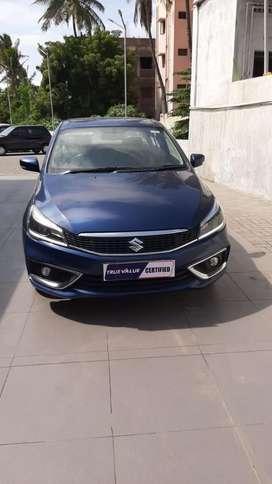 Maruti Suzuki Ciaz ZDI Alpha, 2018, Diesel