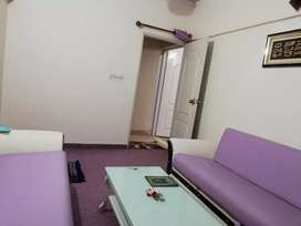 Well maintained flat for sale