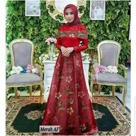 Maxy dress badriah batik