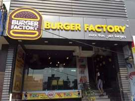 Continental and Chinese chief Required for Pizza and burger in Lucknow