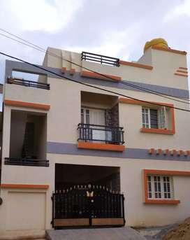 2 BHK House for rent at seegehalli, kr Puram Bangalore