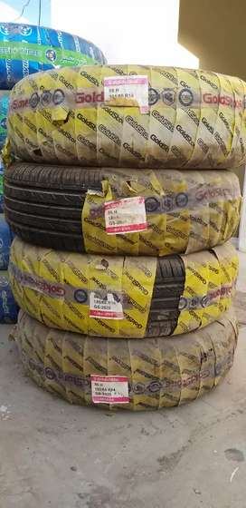 Tyre 14 inch 185/65 R14 86H Goldstone tubeless made in iran Gs-2020