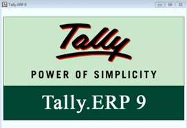 Tally erp9(Financial Accounting) and Basic computer(Ms-Office)