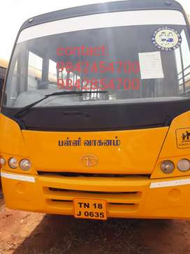 Tata school bus 2011 41 seated with ac at excellent condition