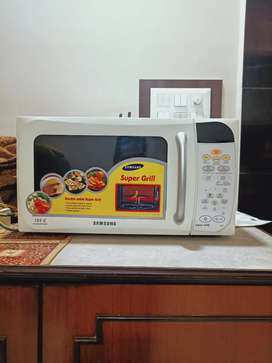 Samsung Microwave available for immediate sale