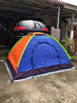 Tenda camping dome kemping kemah tenda anak  tenda gunung waterproof