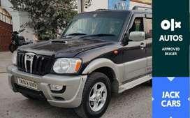 Mahindra Scorpio 2002-2013 VLX, 2010, Diesel
