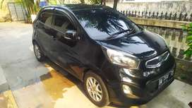 All new picanto 2011 hitam