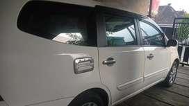 BU  Nissan grand Livina 2011