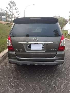 Dijual mobil Toyota Kijang Innova