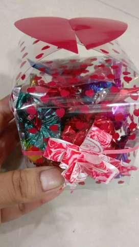 Rakshabandhan soecilHome made Chocolate and lolipop