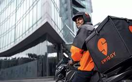 Delivery boys n girls for Swiggy