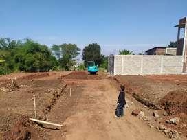 Tanah kodya matang siap bangun jarang ada area Ciwaru