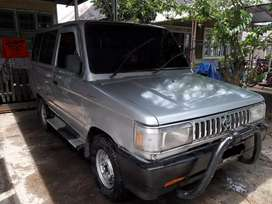 Dijual Mobil Kijang Super 1.500cc bensin, (NEGO), Tahun 1990