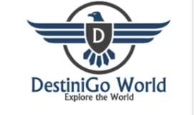 Limited Vacancy Available at Destinigo Worrld Multiservices Company.
