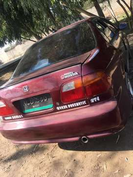 Honda Civic 72 % orignal in condition