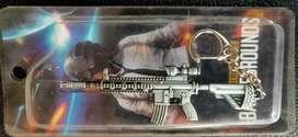 PubG Gun key ring