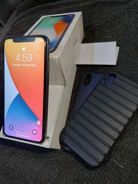 Iphone x 64 (silver)