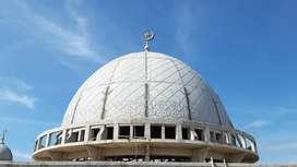 Detail Pengerjaan Proyek Kubah Masjid GRC Ahli dan Hasil jadi Rapi