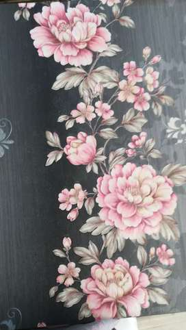 Free installation wallpaper at factory price