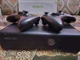 Xbox 360 Jtagged with 3 games pre installed