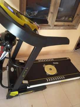 Treadmill elektrik fuji best seller treadmill harga terjangkau d