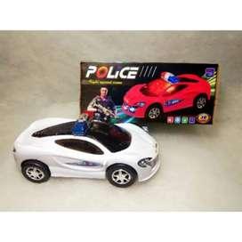 Mainan Mobil Police