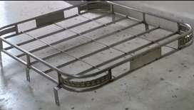 Car Roof Top Carrier, heavy Stainless steel body