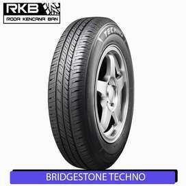 Bridgestone New Techno 185/55 R15 Vios Kalos Fiesta City Brio Jazz