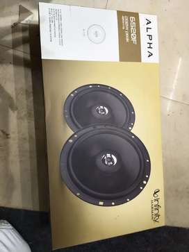 Infinity Alpha 6 inch speaker with good quality and one year warranty