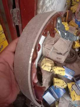 Disk pads and Brake Shoes