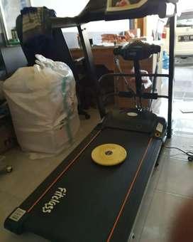 Treadmill elektrik kobe ( treadmill murah ) bisa bayar drumah