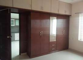 3BHK Semi Furnished Flat available for rent in Lakshmi Mills