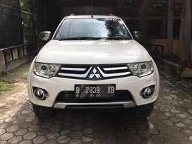 Dijual Pajero Dakar Vgt 4x2 Automatic 2013