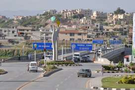 Size 120x40 Plot For Sale, Busin. District,Commercial Bahria Town RWP