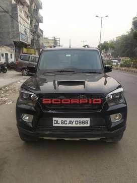 Mahindra Scorpio, 2019, Diesel