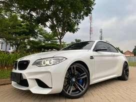BMW M2 Coupe 2017 White Km10rb Antik 3.0cc 370Hp #AUTOHIGH #BEST DEAL