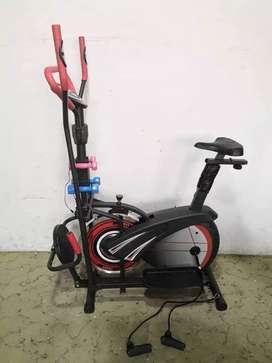 Sepeda statis,bench press, cod langsung id  5119