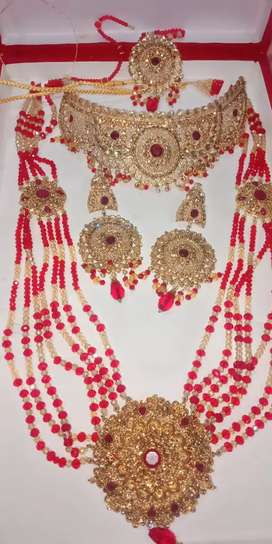 Bridal jwelery set